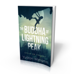 The Buddha of Lightning Peak Book by Yudron Wangmo